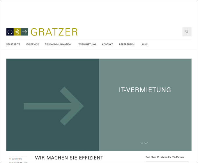 Corporate Design für DDD Gratzer
