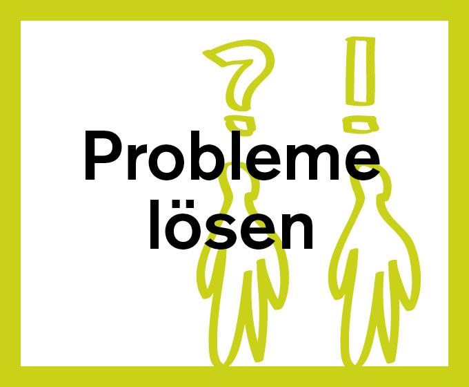 maas+co Probleme lösen