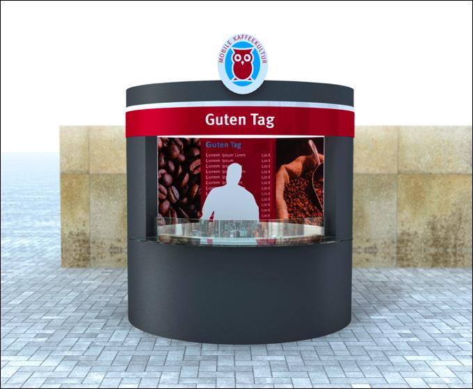 Kaffeekultur To Go in hoher Qualität